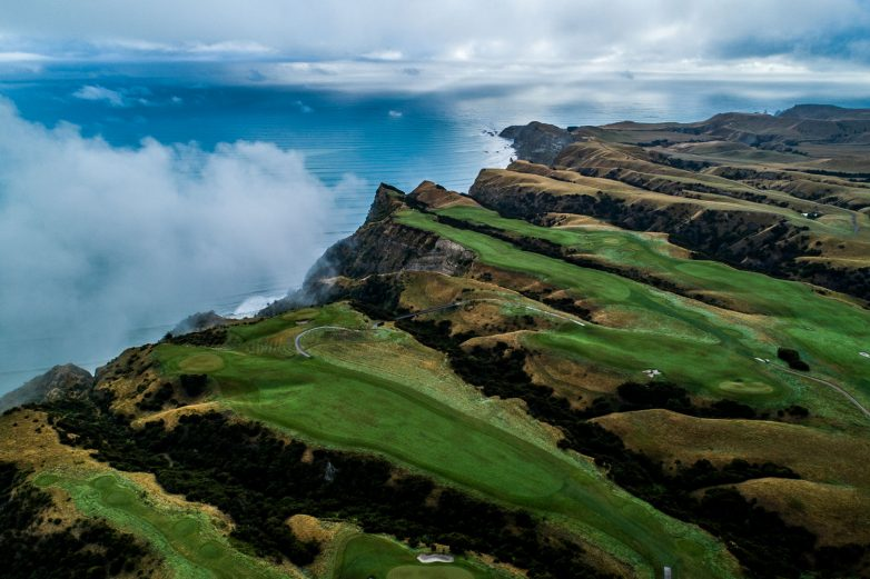 Cape Kidnapper Golf Course. Credit: Nick Wall