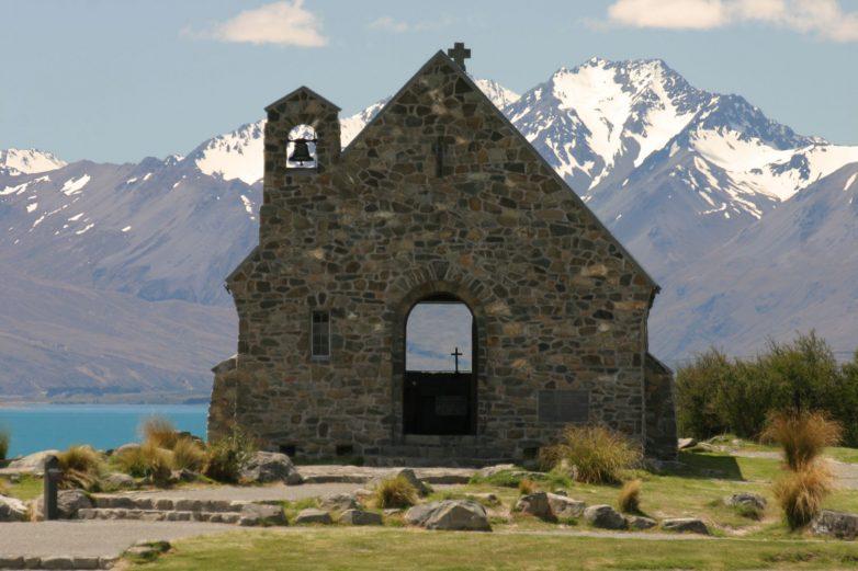 Church of Good Shepherd, Tekapo